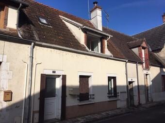 Vente Maison 3 pièces 65m² Ouzouer-sur-Trézée (45250) - photo