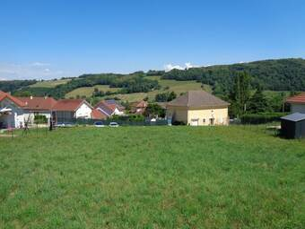 Vente Terrain 1 100m² Valencogne (38730) - photo