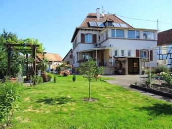 Vente Maison 8 pièces 195m² Hilsenheim (67600) - Photo 1