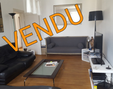 Vente Appartement 7 pièces 165m² Mulhouse (68100) - photo