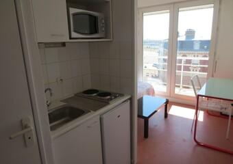 Location Appartement 1 pièce 13m² Le Havre (76600) - photo