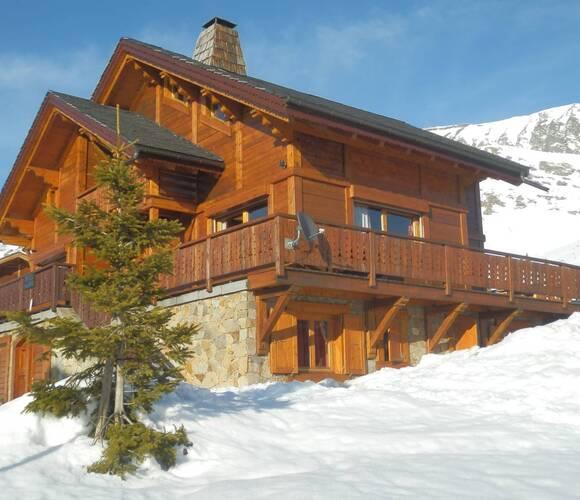Vente Maison 10 pièces 300m² Alpe D'Huez (38750) - photo