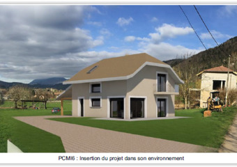 Vente Terrain 1 167m² Saint-Béron (73520) - photo