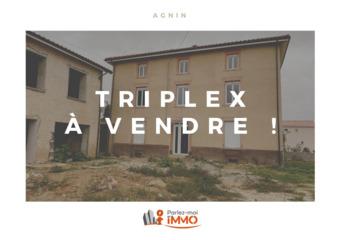 Vente Appartement 5 pièces 120m² Agnin (38150) - Photo 1
