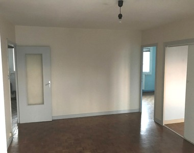 Vente Appartement 4 pièces 62m² SAINT MARTIN D'HERES - photo