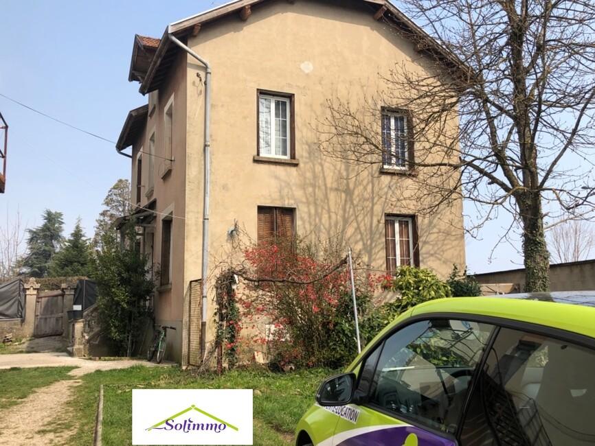 Vente Maison 7 pièces 100m² Le Pont-de-Beauvoisin (38480) - photo