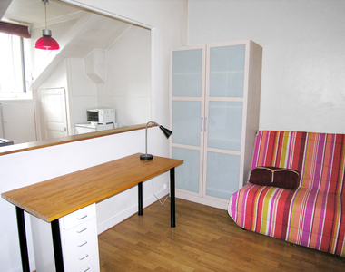 Sale Apartment 1 room 21m² Grenoble (38000) - photo