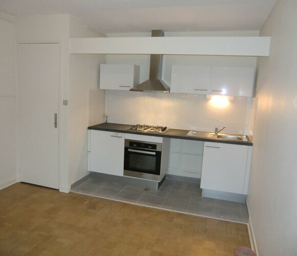 Vente Appartement 2 pièces 32m² Grenoble (38100) - photo