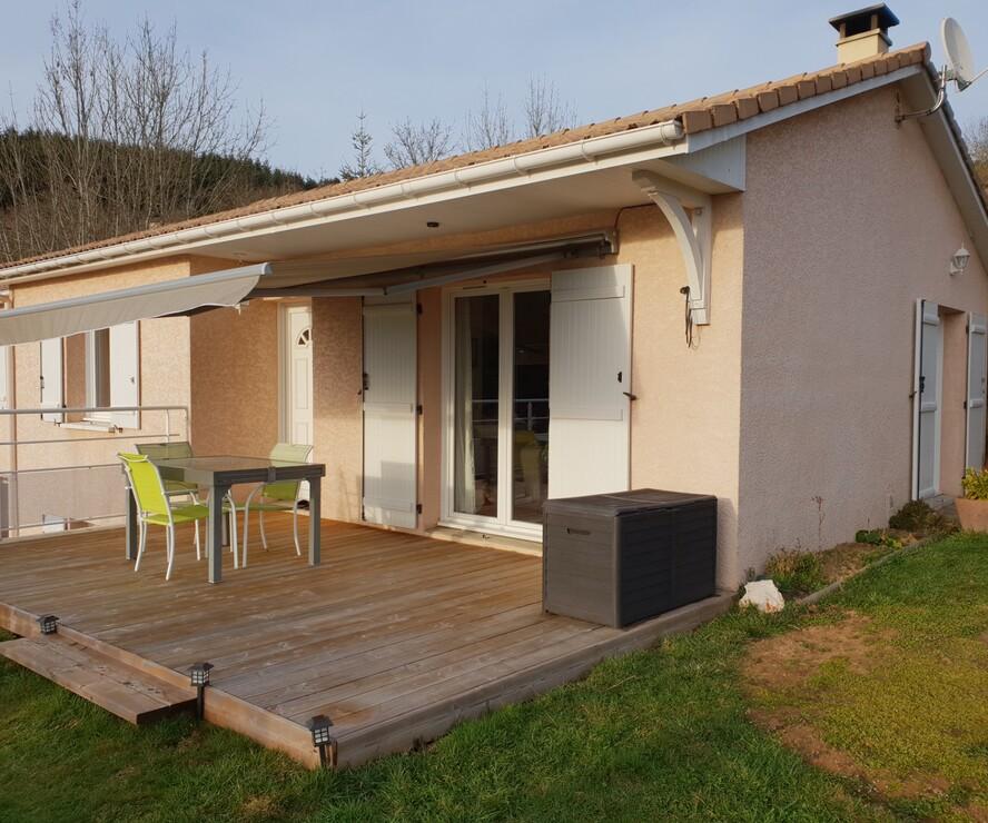 Vente Maison 88m² Loire proche Cours - photo