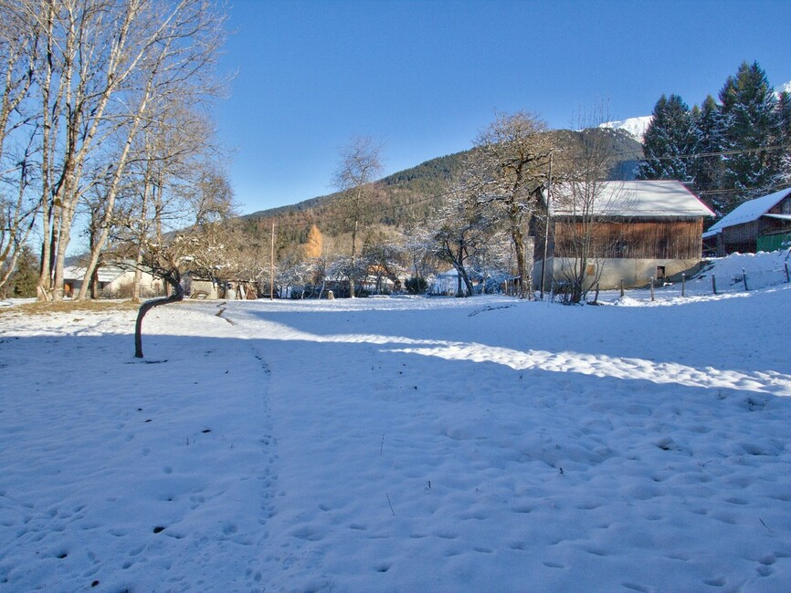 Vente Terrain 1 737m² Bonvillard (73460) - photo