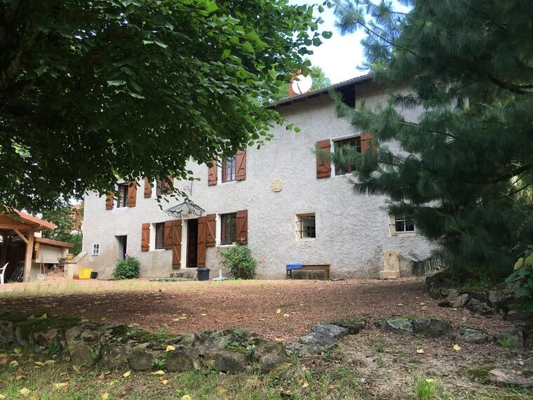 Vente Maison 5 pièces 90m² entre COURS ET CHARLIEU - photo