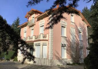 Vente Maison 8 pièces 370m² Le Cheylard (07160) - photo