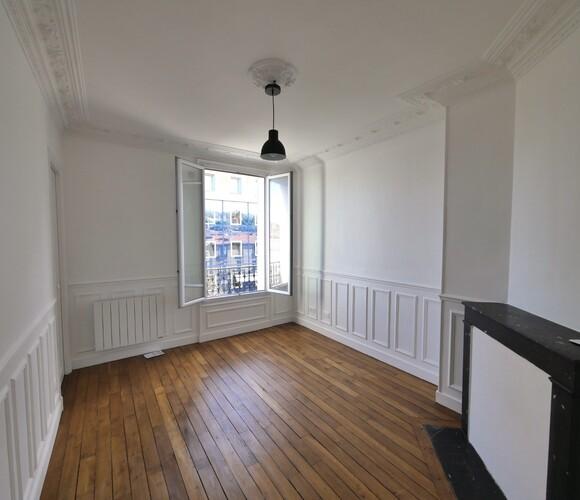 Location Appartement 3 pièces 38m² Suresnes (92150) - photo