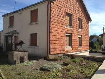 Vente Maison 3 pièces 81m² Saint-Sauveur (70300) - Photo 1