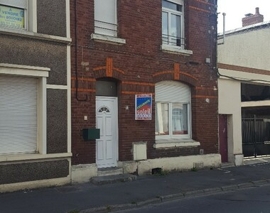 Vente Maison Escaudain (59124) - photo