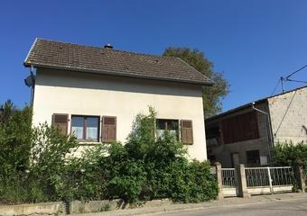 Vente Maison 4 pièces 90m² Steinbrunn-le-Haut (68440) - photo