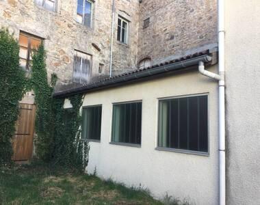 Vente Immeuble 20 pièces 440m² Sainte-Sigolène (43600) - photo