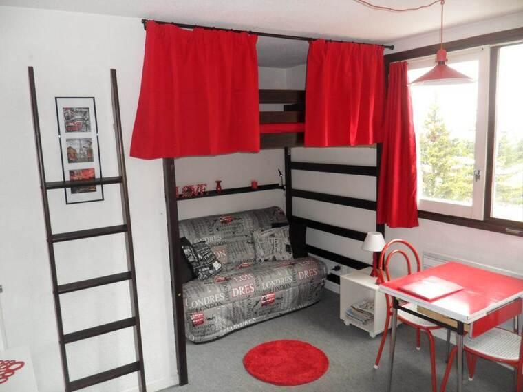 Vente Appartement 1 pièce 18m² CHAMROUSSE - photo
