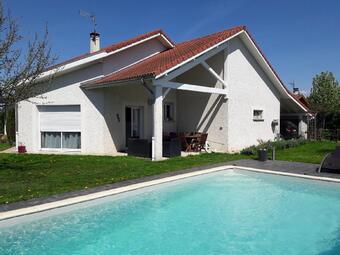 Vente Maison 7 pièces 125m² Brézins (38590) - Photo 1
