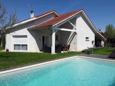 Vente Maison 7 pièces 125m² Brézins (38590) - photo