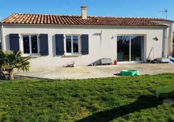Vente Maison 4 pièces 85m² Nuaillé-d'Aunis (17540) - photo