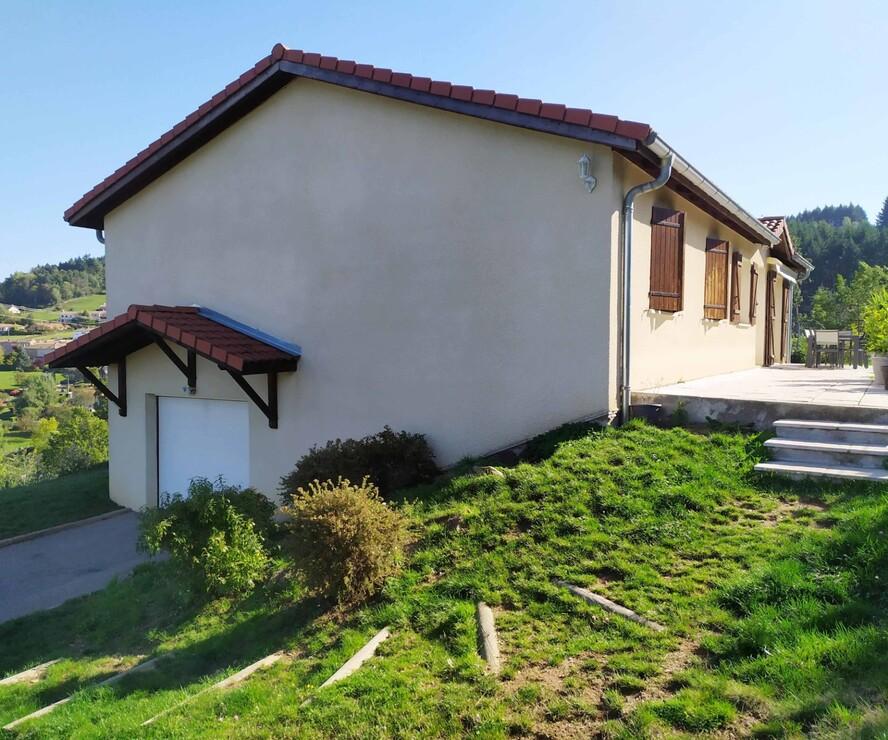 Vente Maison 7 pièces 142m² Cours-la-Ville (69470) - photo