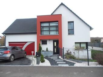 Vente Maison 6 pièces 124m² Steinbrunn-le-Bas (68440) - Photo 1