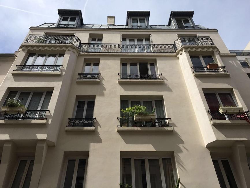 Location Appartement 1 pièce 26m² Paris 19 (75019) - photo