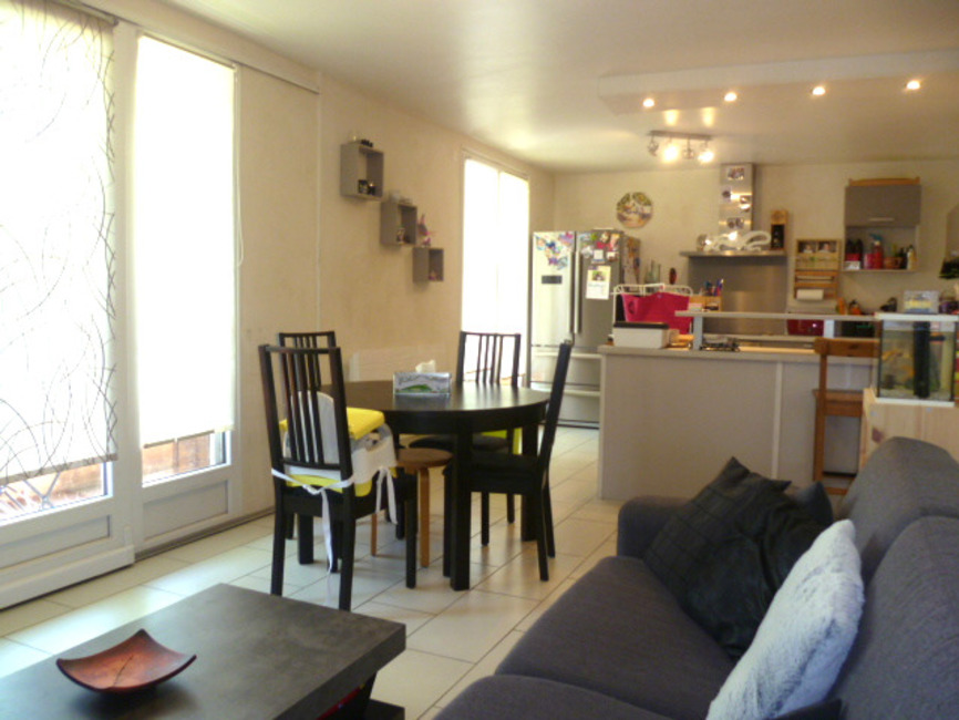 Vente Appartement 65m² Le Pont-de-Claix (38800) - photo