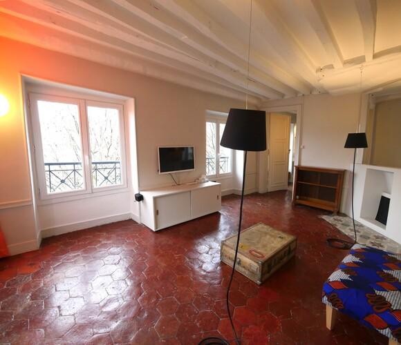 Location Appartement 2 pièces 46m² Paris 03 (75003) - photo