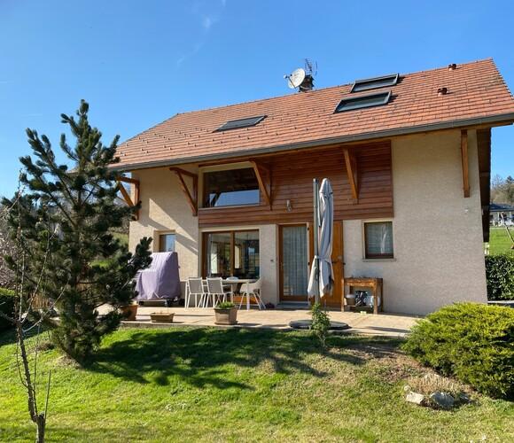 Vente Maison 5 pièces 130m² SECTEUR LAC D'AIGUEBELETTE - photo