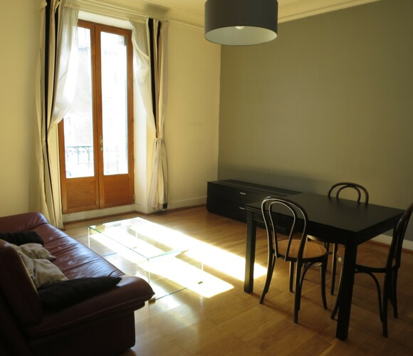 Location Appartement 3 pièces 56m² Grenoble (38000) - photo