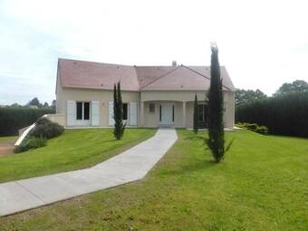 Vente Maison 8 pièces 200m² Bellerive-sur-Allier (03700) - photo