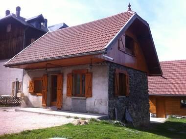 Location Maison 3 pièces 70m² Saint-Mury-Monteymond (38190) - photo