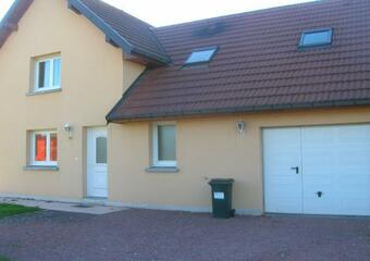 Renting House 5 rooms 105m² Lure (70200) - photo