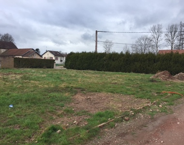 Vente Terrain 710m² 10 MIN DE LURE - photo