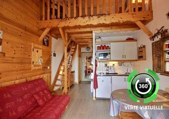Sale Apartment 1 room 24m² LA PLAGNE MONTALBERT - photo