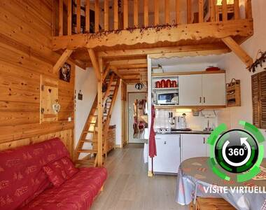 Sale Apartment 1 room 24m² LA PLAGNE MONTALBERT - photo
