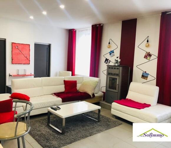Vente Maison 7 pièces 200m² Voiron (38500) - photo