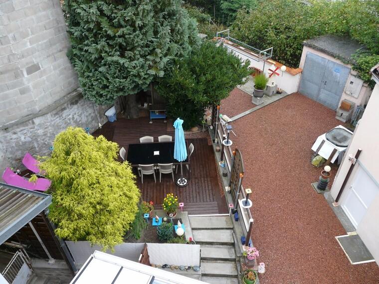 Vente Maison 5 pièces 90m² Cours-la-Ville (69470) - photo