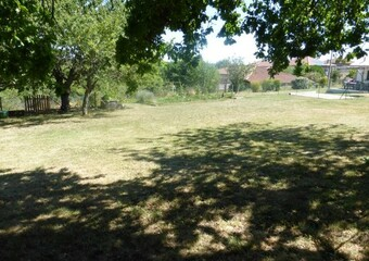 Vente Terrain 1 000m² Pommier-de-Beaurepaire (38260) - Photo 1