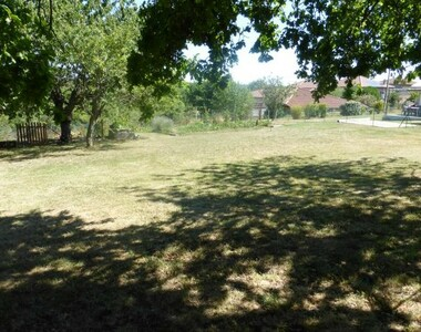 Vente Terrain 1 000m² Pommier-de-Beaurepaire (38260) - photo