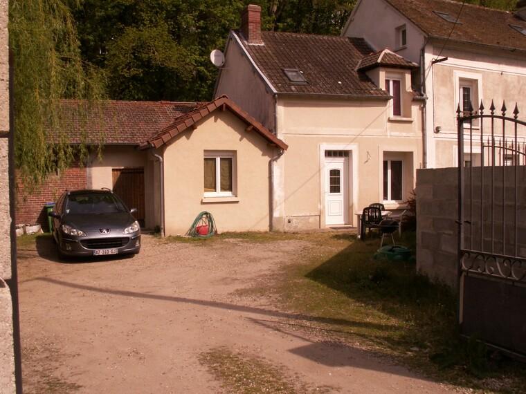 Location Maison 3 pièces 62m² Breuilpont (27640) - photo