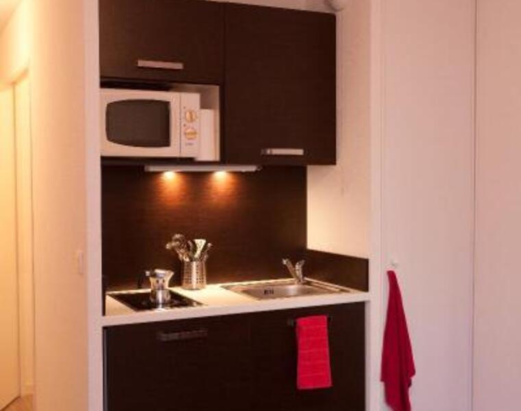 Renting Apartment 1 room 19m² Saint-Martin-le-Vinoux (38950) - photo