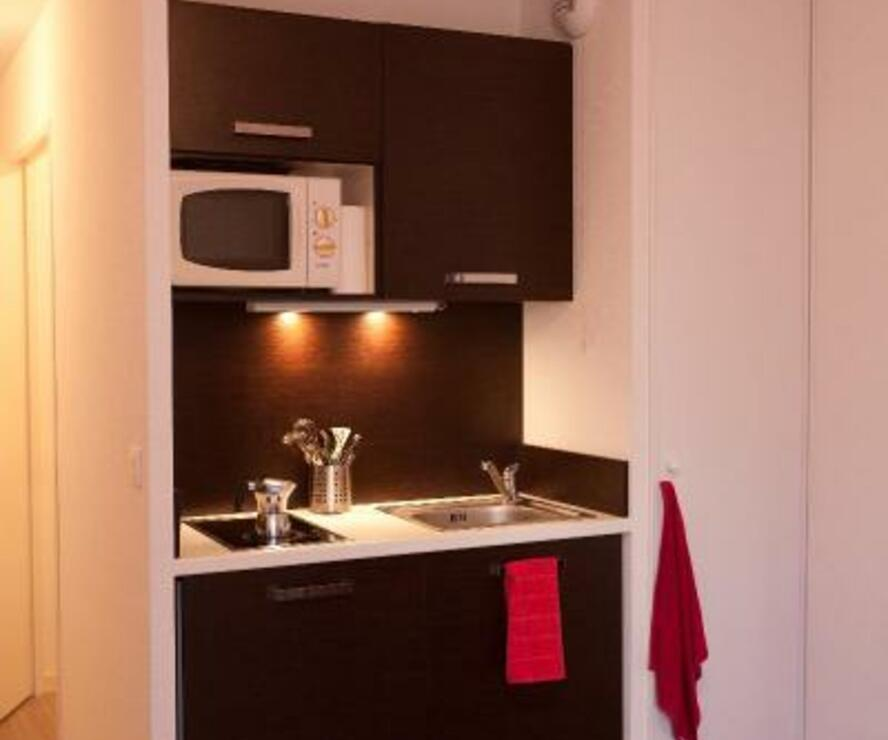 Renting Apartment 1 room 19m² Saint-Martin-le-Vinoux (38950) - photo