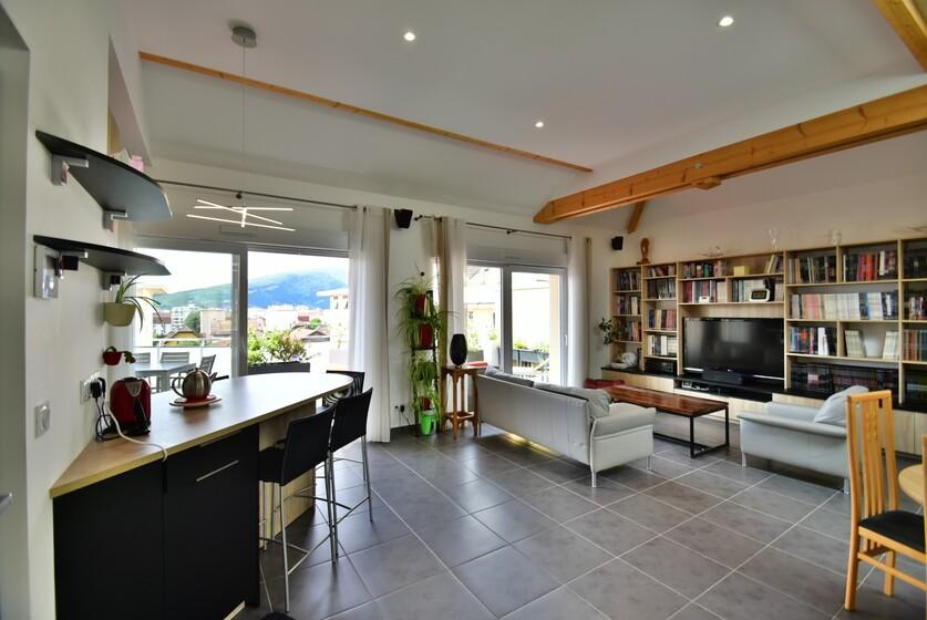 Vente Appartement 4 pièces 110m² Ville-la-Grand (74100) - photo