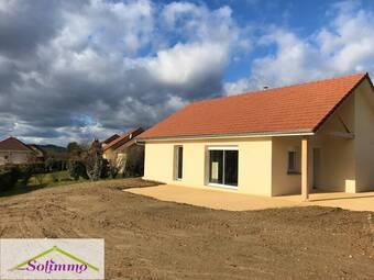 Vente Maison 100m² Domessin (73330) - photo
