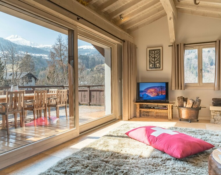 Sale House 8 rooms 248m² Saint-Gervais-les-Bains (74170) - photo