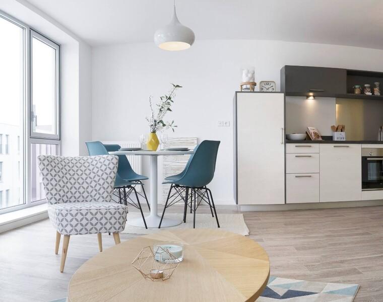 Vente Appartement 3 pièces 65m² Armentières (59280) - photo