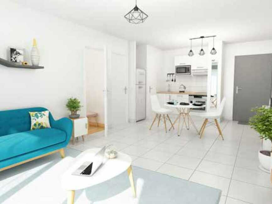 Sale Apartment 3 rooms 71m² Bordeaux (33000) - photo
